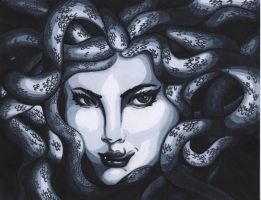 Medusa by PassionA
