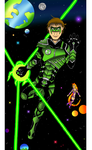 Green Lantern by Flash-of-Lingt