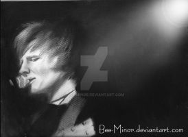 Ed Sheeran by Bee-Minor