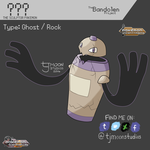 Canopic Jar Fakemon by tjmoonstudios