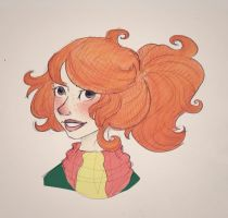 Rose Doodle by mox-ie