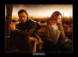 Loki and Sigyn by EleutheraAndreia