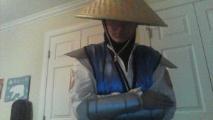 Lord Raiden by NokturnaMortum