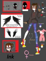 Ink Reference [CreepyPasta] by illiterate-child
