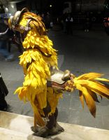 Odin the Chocobo 13 by ggeudraco