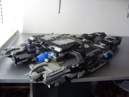 Lego Battlecruiser 02 by Fetid-Wreck