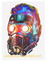 Star Lord I Feel Exposed by srialchllr