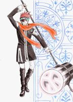 Lavi Request by Chocogirl3