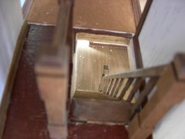 Dollhouse stairs 1 by group-stock