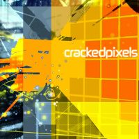 cracked pixels by lunde88