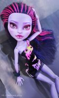 Jane Boolittle OOAK Monster high 2\4 by PixieLify