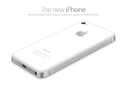 The new iPhone by halfwayglad
