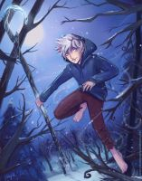 Jack Frost by StarMasayume