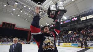 Presenting the Calder Cup by WingDiamond