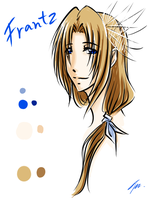 Character : Frantz by Michron