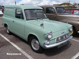 1964 Ford Thames by The-Transport-Guild