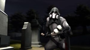 SFM-Cemetery by DarkSora01