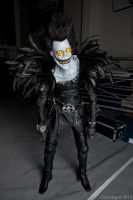 Ryuk Cosplay by Tatter-Hood