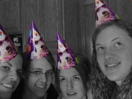 birthday party by minorinfluence05