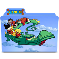 Mac Xiaolin Showdown Folder by edwardthetechgeek