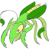 Mantree Concept .:Fakemon:. by ARTic-Weather