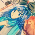 Aoi by chocogingerfingers