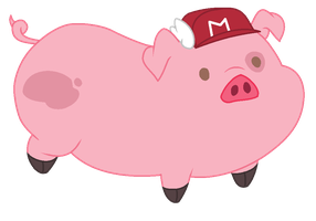 (Request) Coto as a pig by Kittyguau89