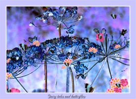 Fairy tales and butterflies by Buble