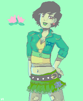 buttercup by HannerBananer
