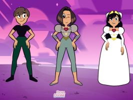 Steven Universe - Kamie the fusion of me and Jamie by Magic-Kristina-KW