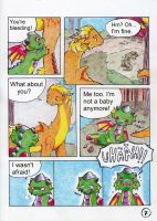 Lost and gone Page 7 by Wollfisch