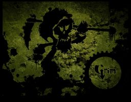 Grim by Stock7000