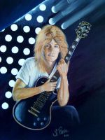 Randy Rhoads by annieoakley64