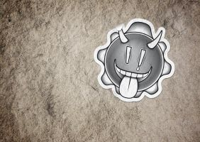 Smiley by hamsher