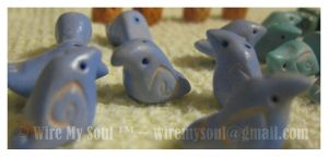 Bluebirdy Artbeads 2 by WireMySoul