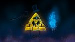 Bill Cipher by trickstersGambit