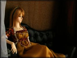 Jeline - thinking by Lelahel-Clothes