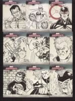 Marvel cards 2 by Mulv