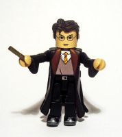 Harry Potter Custom Minimate by luke314pi