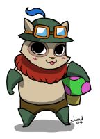 Teemo by Dand01