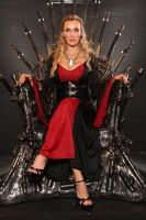 Tanya Tate as Cersei Lannister by TanyaTate