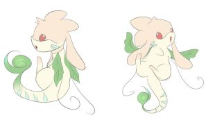 Fakemon contest entry by Melmee