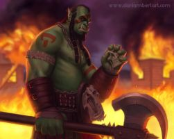 Orcs are so hot right now... by danlambert