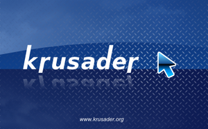 Krusader About 2007 by manonastreet