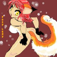 Foxy Lady by Magui-chan