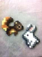 Animals Misc - Harvest Moon - Bead Sprite by flamemandala