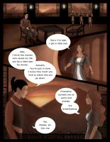 Diverging Paths p.9 by Drisela