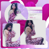 Png Pack 750 // Selena Gomez by confidentpngs