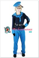 Hetalia Axis Powers Norway Cosplay Costume by miccostumes