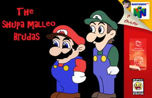 Malleo and Weegee's Video Game by MarioRocks128